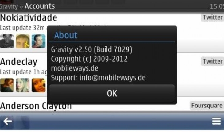 Gravity 2.50 Build 7029
