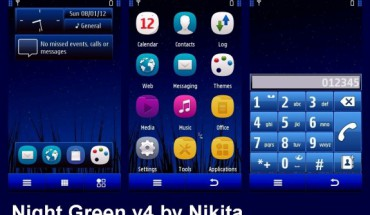 Night Green v4 by Nikita