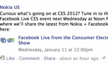 Nokia+Facebook