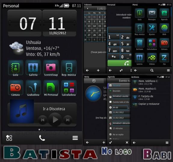 Batista No Logo by Babi