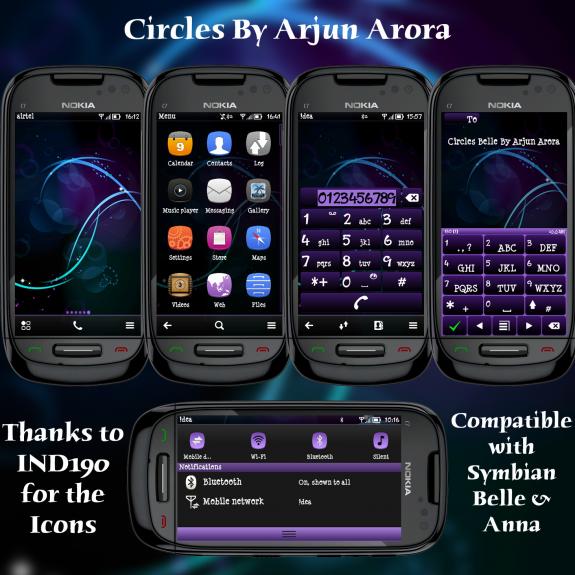 Circles By Arjun Arora