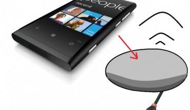 NFC per ricarica batteria