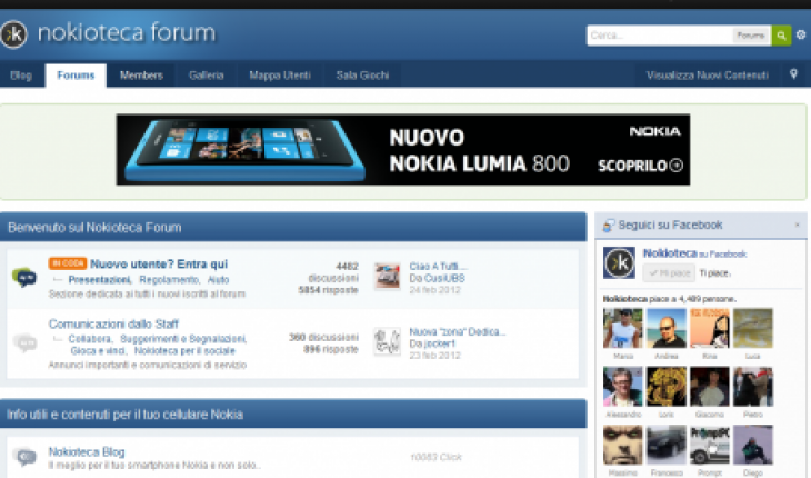 New Nokioteca Forum