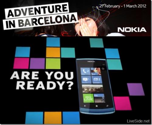 Nokia al MWC 2012