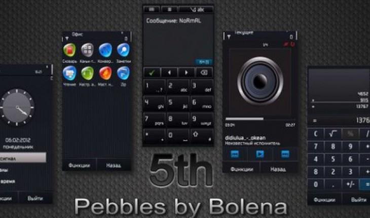 Pebbles by Bolena