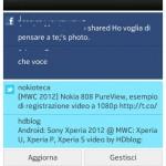 Opera Mini Next 7 - Social