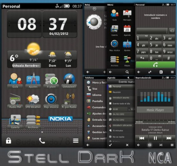 Stell Dark by NCA