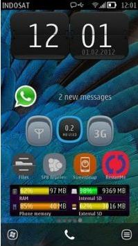 WhatsApp v2.6.61