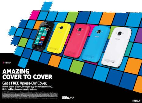 Nokia Lumia 710 Covers