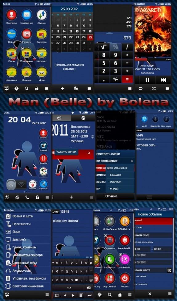 Man Belle by Bolena
