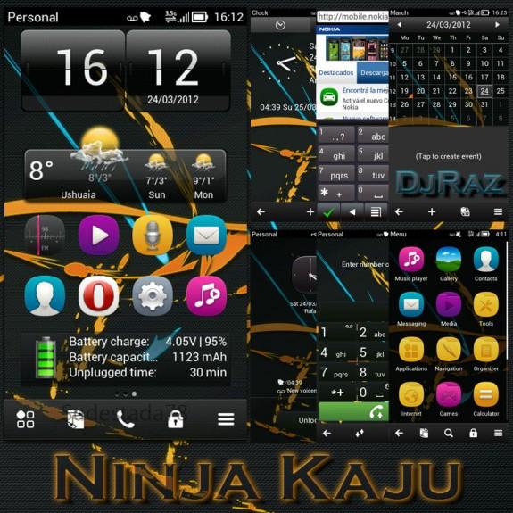 Ninja Kayu by DjRaz