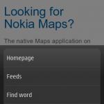 Belle FP1 - Nokia Browser 8.2