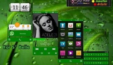Nokia Green By DjRaz