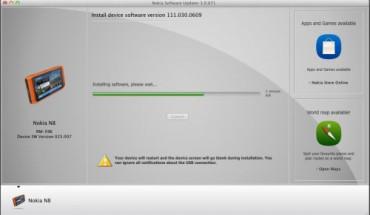 Nokia Software Updater per Mac v3.0.671