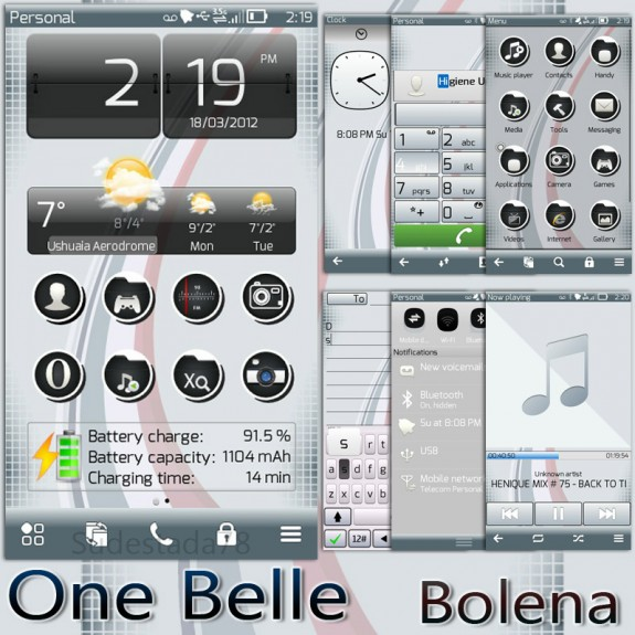 One Belle by Bolena