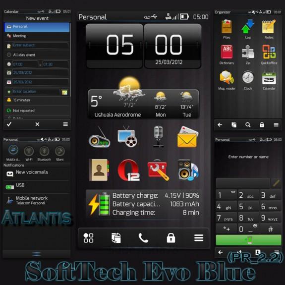 SoftTech Evo Blue by Atlantis