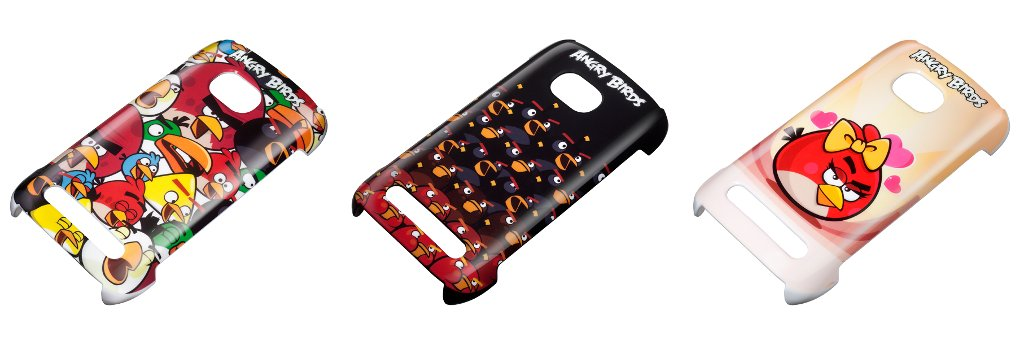 Angry Birds Cover - Lumia 710