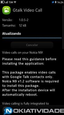 Gtalk Video Call