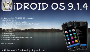 iDROID OS 9.1.4