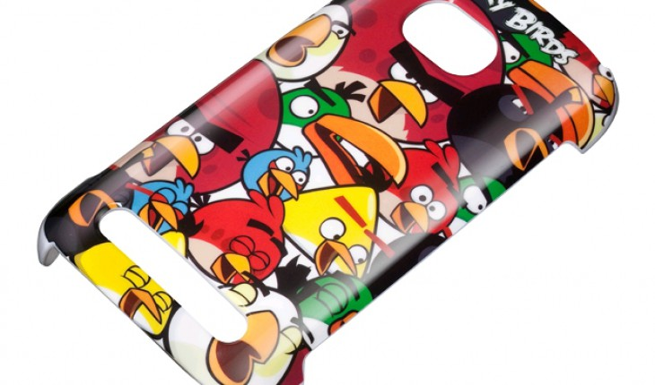 Cover Angry Bords Nokia Lumia 710