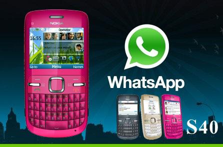 WhatsApp S40