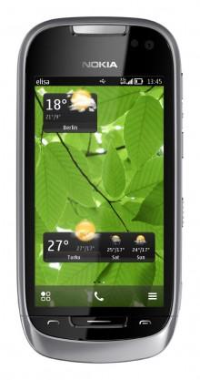 Widget Meteo per Nokia Belle