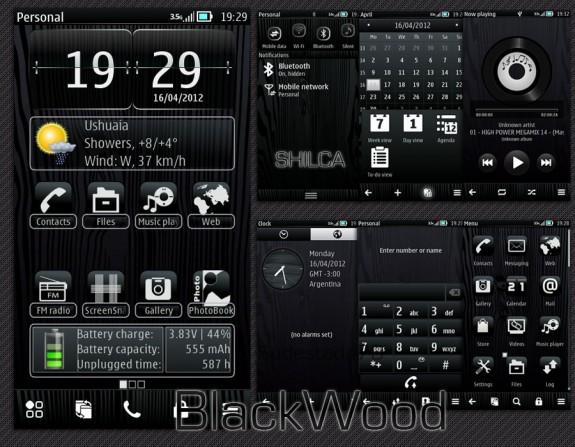 Blackwood by TMA Shilca