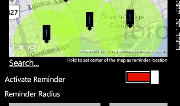 LocationMinder