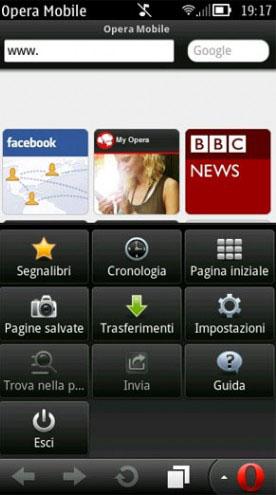 Opera mobile v12.0.2