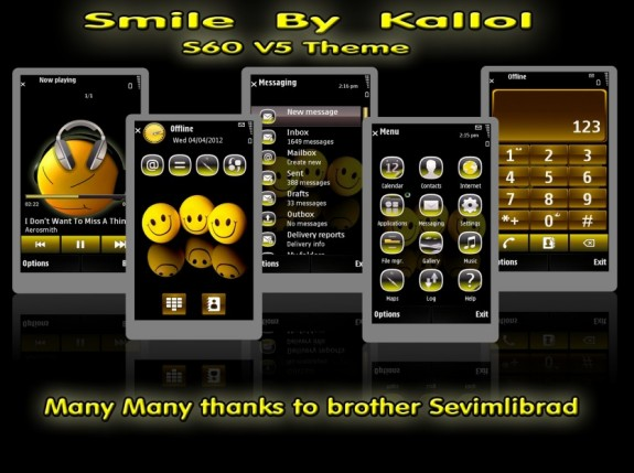 Smile by Kallol