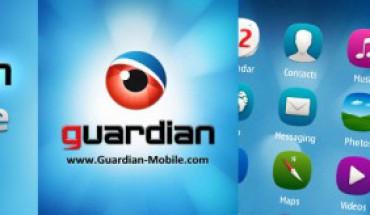 Guardian Mobile Theme by Pizero