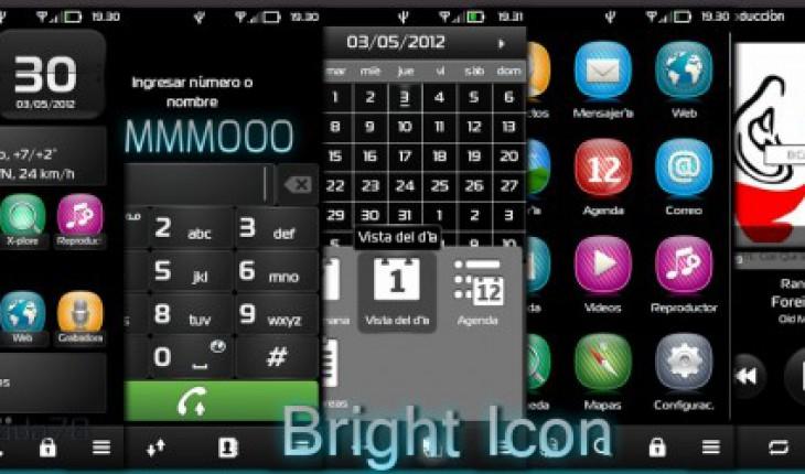 Bright Icon By MMMOOO