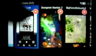 Multitasking Symbian