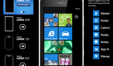 Nokia Lumia demo FB