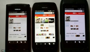 Nokia 603 vs N8 vs 500