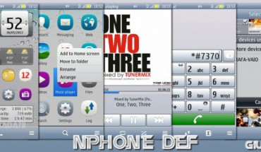 Nphone Lite by Giulio7g