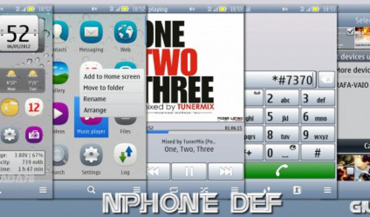 Nphone Lite by Giulio7g