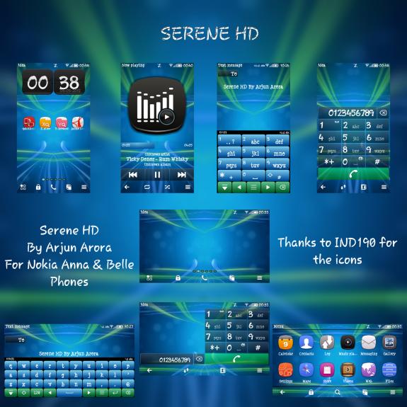 Serene HD By Arjun Arora