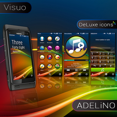 Visuo by Adelino