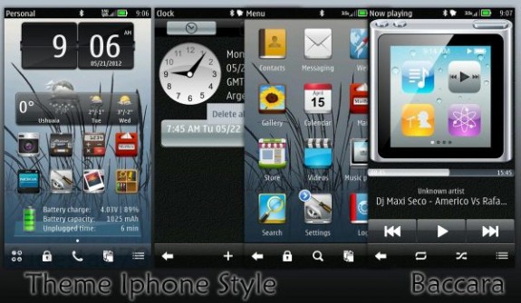 iPhone Style by Baccara