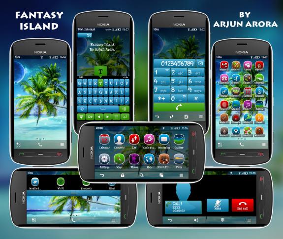 Fantasy Island By Arjun Arora