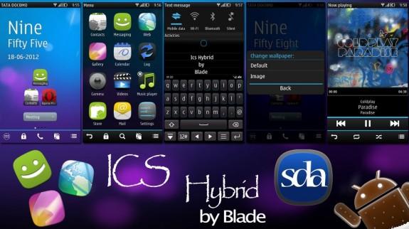 ICS Hybrid by Blade