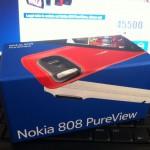 Nokia 808 PureView - Confezione di vendita