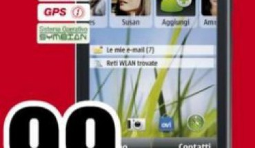 Nokia C5-03 promo