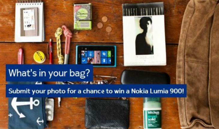 Nokia Contest - What's in your bag?