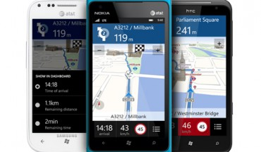 Nokia Drive per Windows Phone