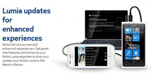 Nokia Lumia Updates