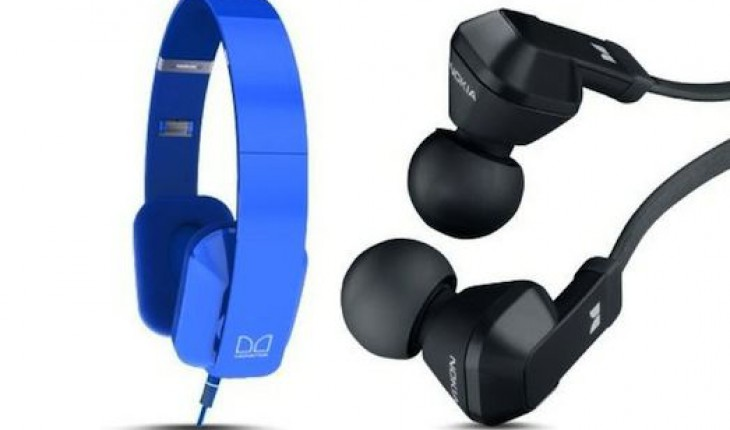 Auricolari Nokia Purity e Cuffie Nokia Purity HD in offerta sull ... c2f0a682b5b6
