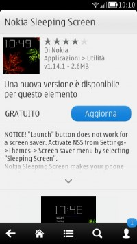 Nokia Sleeping Screen v1.14.1