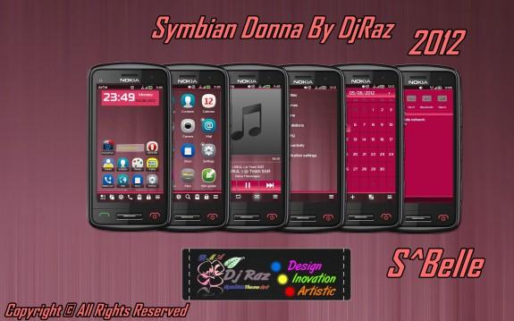 Symbian Donna By DjRaz